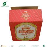 Boîte de emballage personnalisée à vin (FP7029)