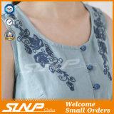 Безрукавный износ повелительниц платья вышивки способа