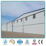 Entrepôt professionnel de fabrication d'acier de construction de la Chine avec le certificat