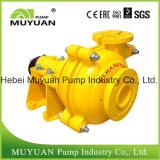 Pompe de boue centrifuge lourde horizontale de traitement minéral