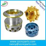 CNC da precisão que faz à máquina as peças da fundição de aço inoxidável