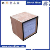 Глубок-Плиссируйте фильтр чистки воздуха HEPA
