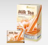Perdita di peso rapida di migliore serie della parte che dimagrisce il tè del latte