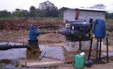 長いシャフトの深い井戸ポンプ