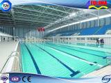 Helle Stahlkonstruktion für Swimmingpool (FLM-012)