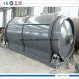 basura 10ton para engrasar la planta Xhzt-2800-6000 de la pirolisis