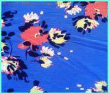 100%Rayonクレープファブリック方法花の印刷されたDressmakingファブリック