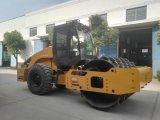 16 Tonnen-einzelne Trommel-Straßen-Rolle mit entfernbarem Padfoot (JM816P)