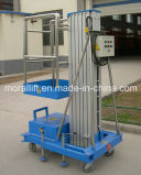 Qualité 10m Lifting Height Hydraulic Aluminum Lift Platform