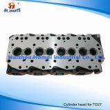 De Cilinderkop van Motoronderdelen Voor Nissan Td27 20mm Td27t/Td27ti 11039-43G03