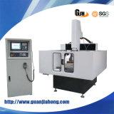 Nc estudio, Yasakawa Servo, aluminio, cobre, hierro, molde de metal máquina de grabado CNC Router 6060