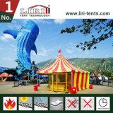 Aluminiumrahmen-Farbe Belüftung-mobiles Pagode-Zelt für Zirkus-im Freienereignisse