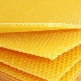 Migliore strato del fondamento della cera d'api di prezzi con l'alta qualità