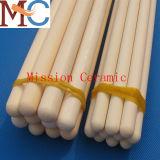 tubo de cerámica del alúmina de la pureza elevada 99.7% del 95%