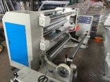 Rtfq-700c automático de rollo a rollo de papel de la máquina vertical que rajan
