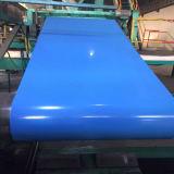 ASTM A653 PPGI 색깔은 Prepainted 강철 코일을 입혔다