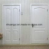 Portello di legno solido della Cina del migliore portello di legno