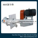Vertikale Sumpf-Pumpe für das Mineralaufbereiten