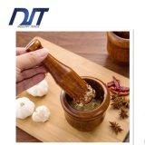 Triturador del ajo del crisol de Pugging del ajo/trituradora de madera naturales del ajo
