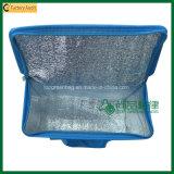 Sacchetto isolato non tessuto del dispositivo di raffreddamento del pranzo dei pp (TP-CB407)