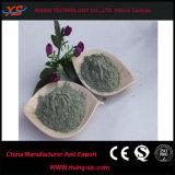 Poudre de carbure de silicium de vert de matériau abrasif pour l'usine en céramique