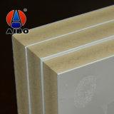 Доска слоения PVC/WPC для украшения стены