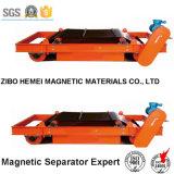 Séparateur magnétique permanent autonettoyant de Rcyd (c) -12 pour la colle, le produit chimique, le matériau de construction, le charbon, la fabrication du papier etc.