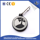 로고를 가진 선전용 제품 금속 열쇠 고리에 의하여 주문을 받아서 만들어지는 Keychain