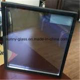 vetro Basso-e in linea di 4mm-10mm Temperable/fuori linea con il certificato di CE&ISO