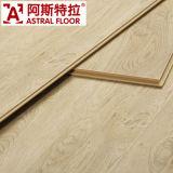 12m m Wooden Silk Surface (U-Groove) Laminate Flooring (AS8129)