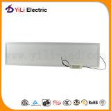 Comitato bianco dell'alluminio 120lm/W 1200*300mm LED del soffitto sottile