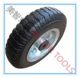 rotella di gomma solida 8X2.5-4 per la bobina del tubo flessibile