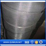 Tejido llano / armadura de tela cruzada / holandesa alambre de acero inoxidable de malla