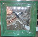 Блок украшения дома строительного материала Tempered стеклянный (волна моря)