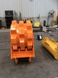 Roda do compressor da máquina escavadora do ISO e do GV para a venda
