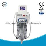 El IPL Shr opta máquina permanente del retiro del pelo del laser