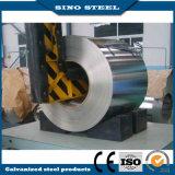 Le zinc plongé chaud a enduit la bobine en acier galvanisée par épaisseur de 0.4mm