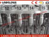 Línea del jugo de la bebida del animal doméstico/máquina de proceso de relleno embotelladoas calientes