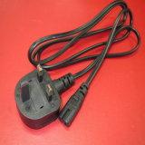 Силовой кабель BS Approved UK с IEC C13