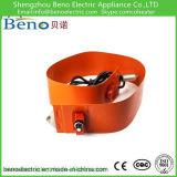 Garniture de chauffage personnalisée de chaufferette de tambour de taille