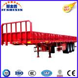 40feet 3 Aanhangwagen van het Nut van de Lading stortgoed van de Vrachtwagen van de Tractor van de As de Semi met de Kant van de Daling voor Verkoop