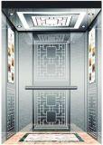 Elevador del pasajero de Roomless de la máquina con el mecanismo impulsor de Vvvf (RLS-245)