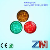 High Intensity Dia 200mm module Traffic Light Transparent