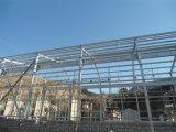Gruppo di lavoro prefabbricato della fabbrica della struttura d'acciaio del metallo