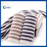 Tovagliolo di fronte tinto del filo di cotone (QHF44543)