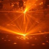 Neueste RGBWA+UV 6in1 grosse LED magische Kugel/magisches Licht