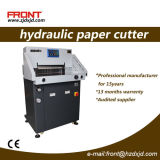 Cheaper Price H520sの前部Hydraulic Guillotine 520mm