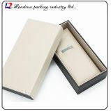 Casella di memoria di cuoio di lusso della visualizzazione dell'imballaggio della vigilanza (Sy039)
