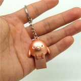 Metal Gold Chicken USB Flash Drive Disk Key Chain Memory Stick Pendrive Mini Pen Drive