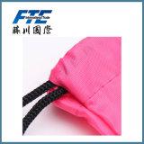 Saco de Drawstring de nylon personalizado da promoção 210d nenhum mínimo